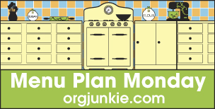 Menu Plan Monday ~ September 19, 2011