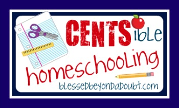 *NEW* CENTSible Homeschooling