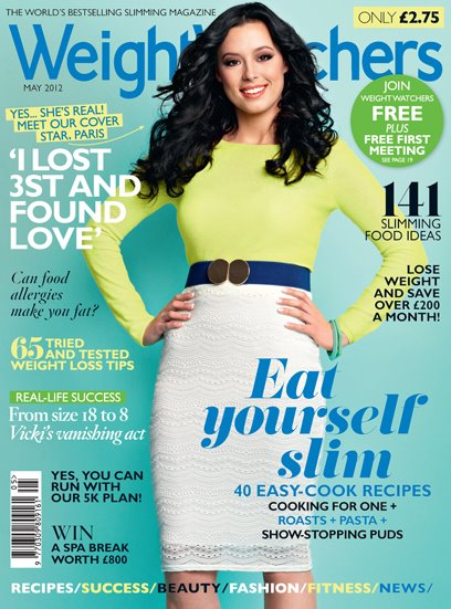 Weight Watchers Magazine – 3 years/$9.99 per year!
