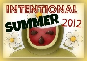 Intentional Summer
