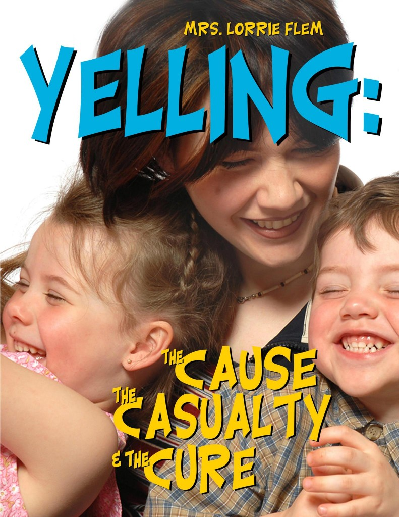 Do You Want to Conquer the Viscious Cycle of Yelling at Your Kids?