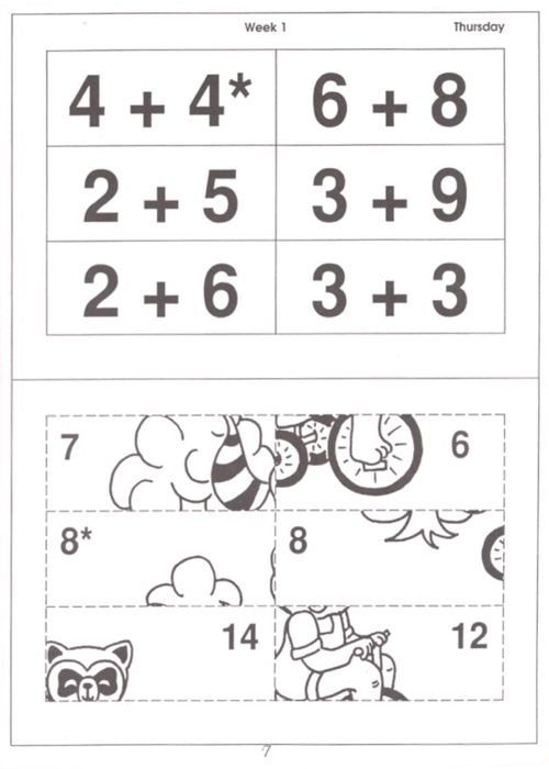 Pre School Worksheets addition learning worksheets Free – Counting on Addition Worksheets