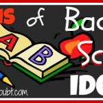 a big list of back to school ideas and resources