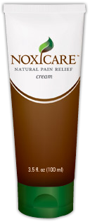 All natural topical pain reliever.