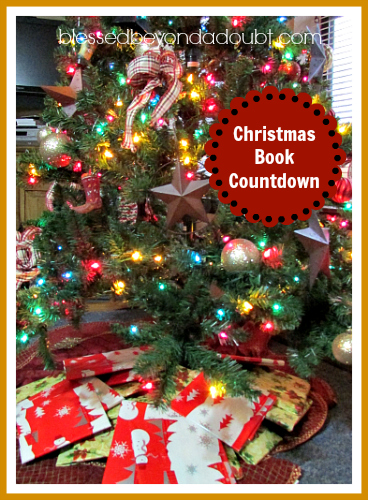 Christmas Book Countdown! Super FUN for the kiddos!