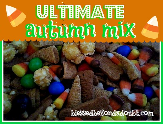Easy autumn mix