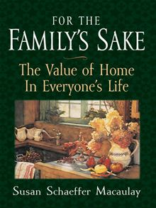 for the family's sake cover image