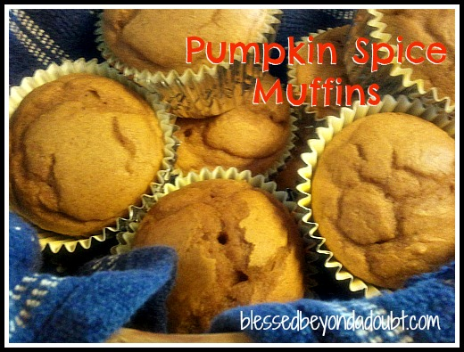 Gooseberry Patch - Pumpkin Spice Muffins