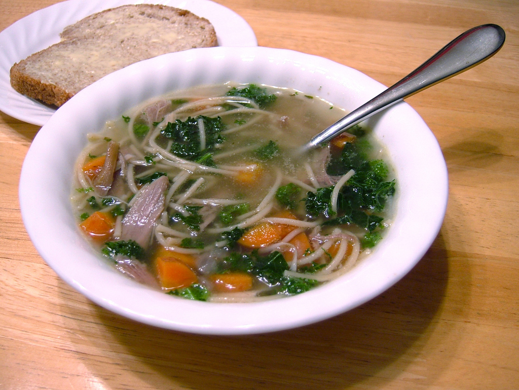 Turkey Carcass Soup Recipes