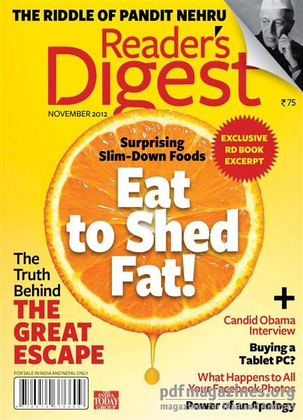readers digest   3 99 1 year today only   blessed beyond