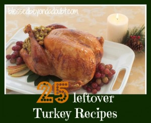 Ultimate List of Turkey Leftover Recipes