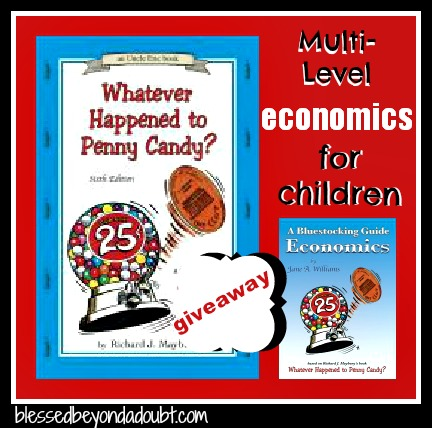 Easy and understandable economics for children