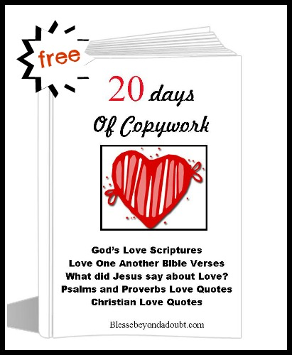 I Canu0027t Think Of A Better Time To Teach Godu0027s Love Bible Quotes Than During  The Month Of February During School From Home.