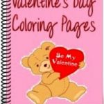 FREE Valentines Coloring Pages!