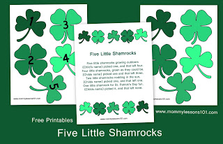 five shamrocks preview