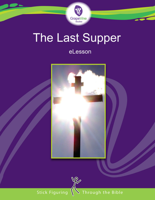 FREE Lord's Supper Lesson!