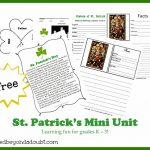 St. Patrick's Day History Mini Unit