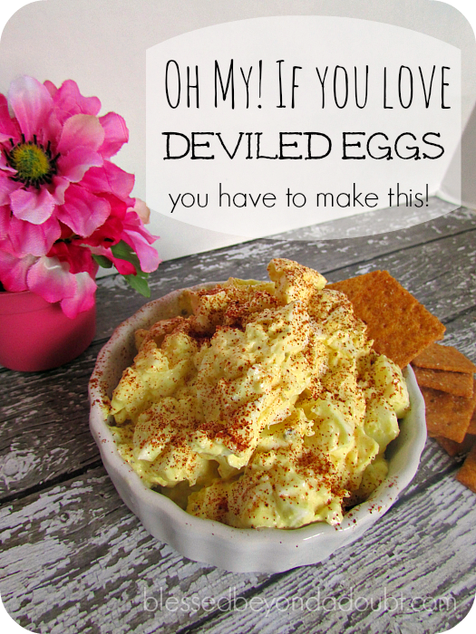 Best Deviled Egg Recipe| It's a Spread!