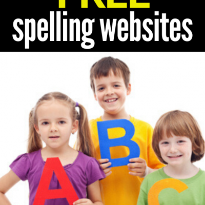 The TOP 10 FREE Spelling Websites