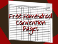 Free-Homeschool-Convention-Pages