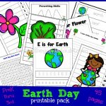 FREE Earth Day Printables for Preschoolers!