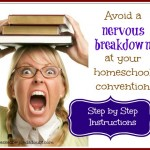 Home school conventions tips