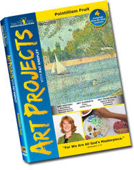 George's Seurat Pointillism and free resources