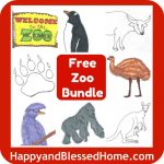 free-zoo-animal-printables