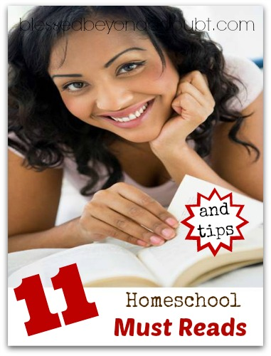 11 homeschool must reads and tips