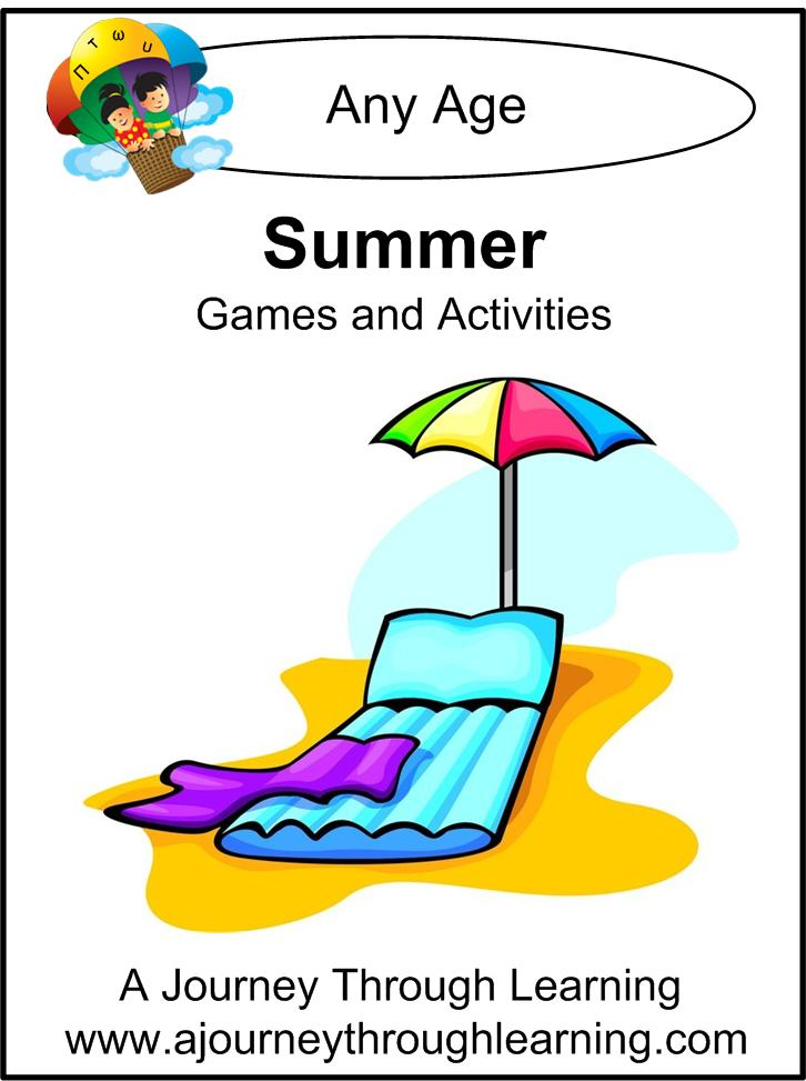 FREE Summer games and activities!