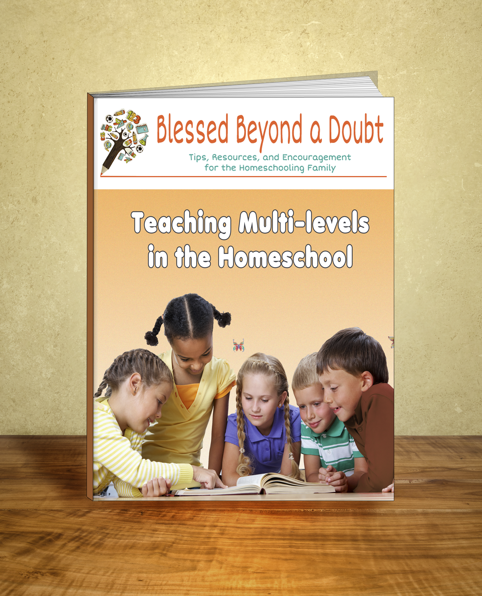 Teaching Multi-Levels in the Homeschool