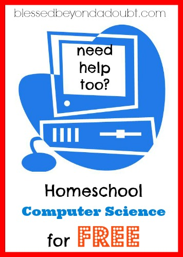 FREE homeschool computer science