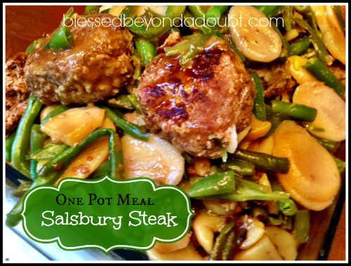 recipe salsbury steak