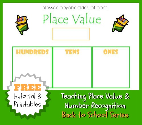 teaching place value and number recognition with an abacus blessed beyond a doubt. Black Bedroom Furniture Sets. Home Design Ideas