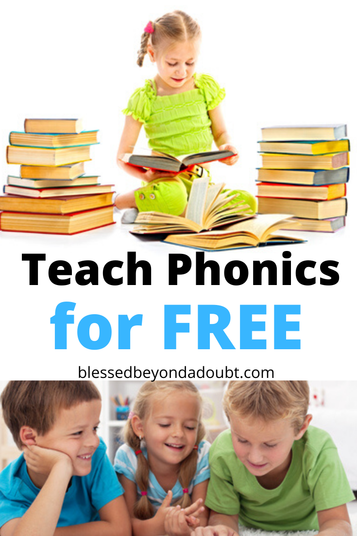 Here's the list of free phonics programs that will help you teach phonics. Which program will you try first? #freephonics #freephonicsworksheets #freephonicsprintables #freephonicsgames #phonicsrules #phonicsactivities #schoolclosures #schoolclosuresactivities