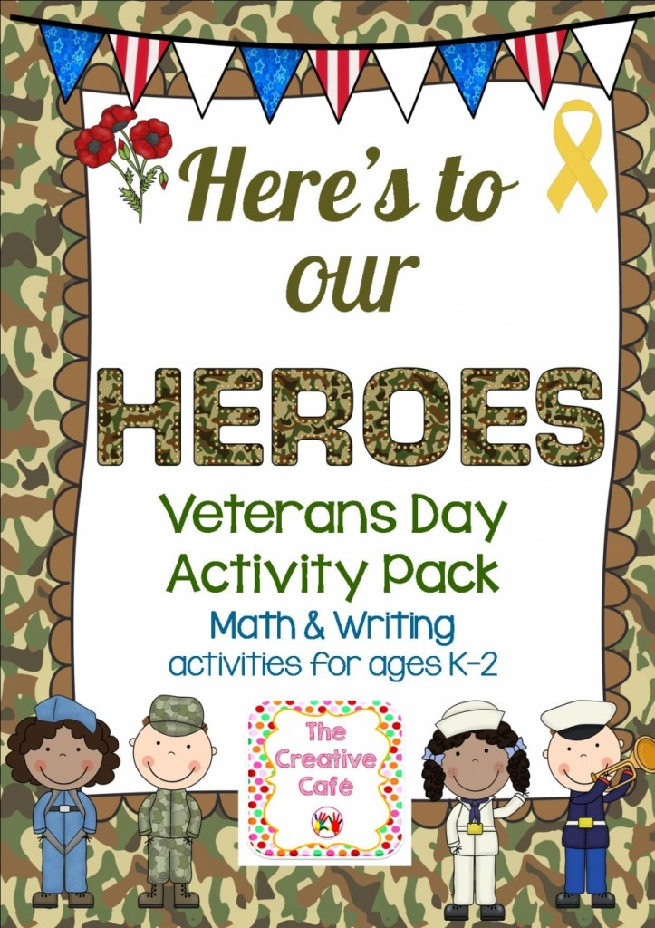free veterans day printable pack   blessed beyond a doubt