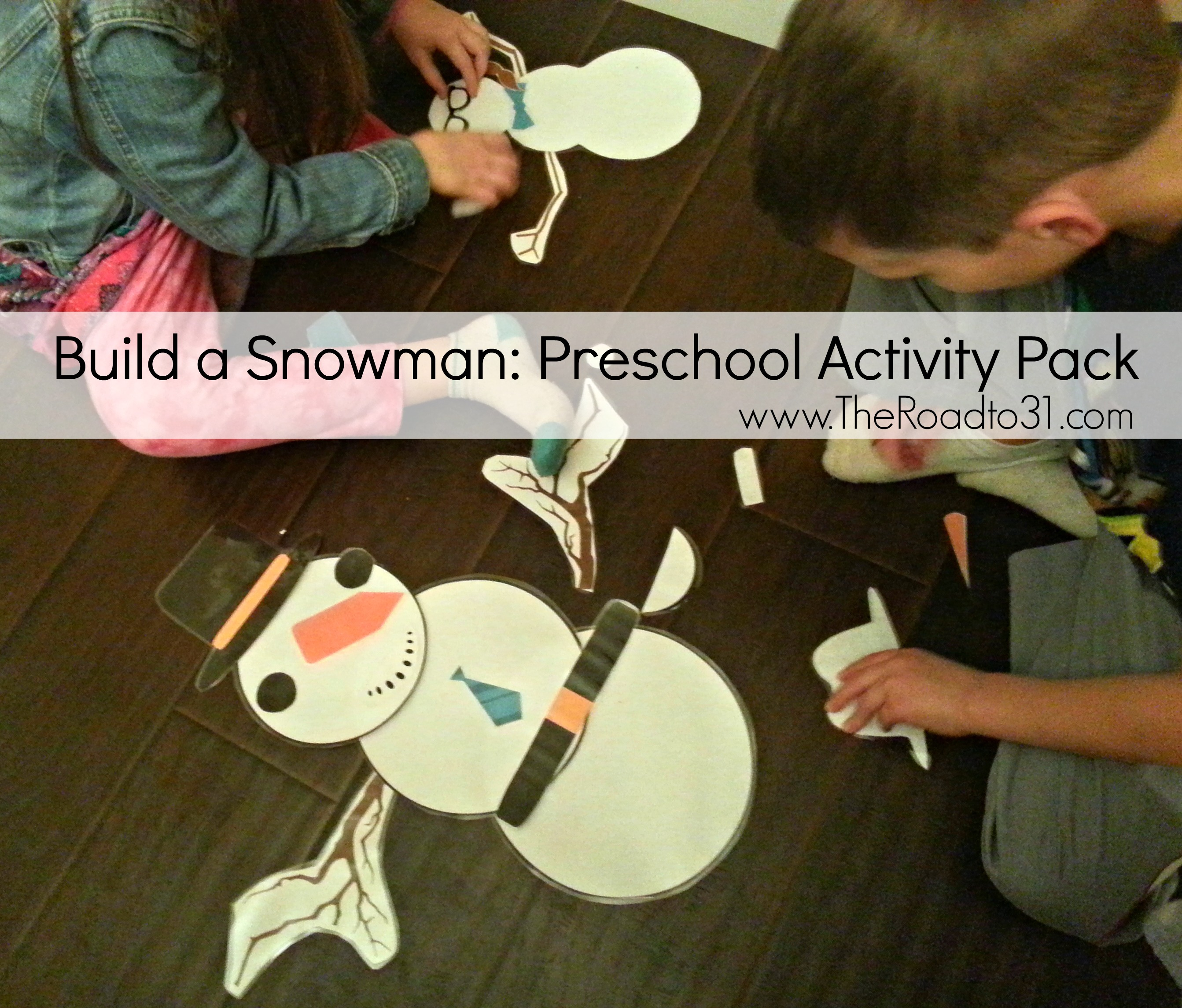 Build a Snowman Example