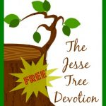 What is a Jesse Tree? And FREE devotion!