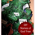 Names of God Tree