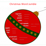 christmaswordjumble