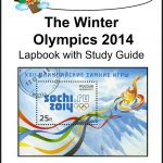 Check out this FUN Winter Olympics Lapbook!