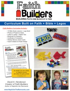 Hot! FREE Faith Builders Curriculum