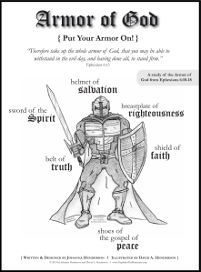 FREE Armor of God Bible Study for Boys and Girls - Blessed ...