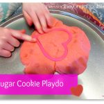How to Make Playdo – Valentine Sugar Cookie FUN!