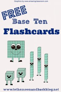 Base Ten Flashcards