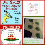 Dr Seuss Birthday Party Round Up