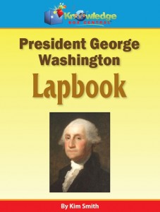 George Washington lapbook