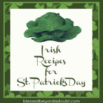 St Patricks Day Recipes!