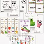 Hurry and grab these FUN color recognition packets for FREE!