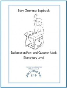 grammar lapbook exclamation pointjpg